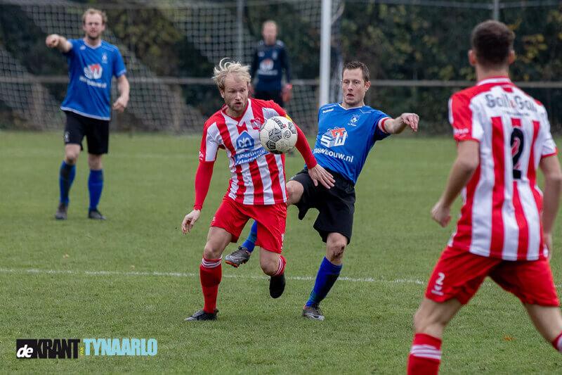 Actief verliest derby van Peize, VAKO wint van HSC