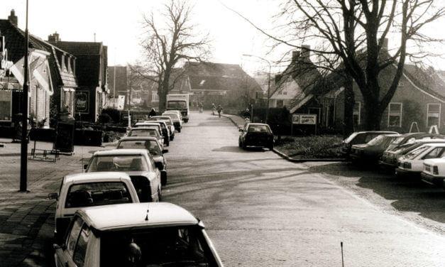 Van toen naar nu:   Oude Asserstraat Vries