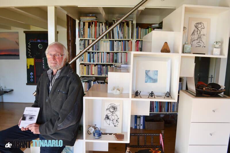 Kleintje Cultuur – Herry Vos, auteur en voormalig psychotherapeut