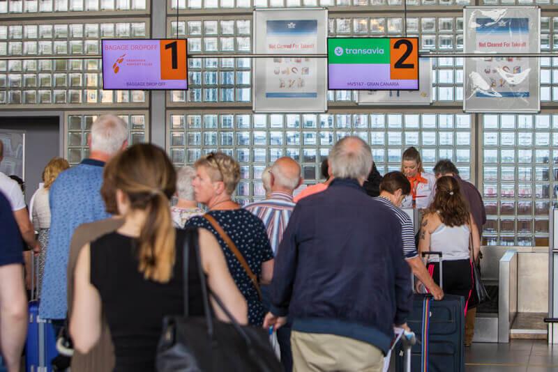 Groningen Airport Eelde ondergeschikt aan Lelylijn