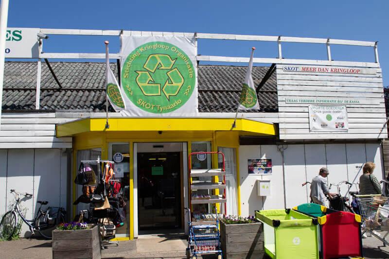 Kringloopwinkel in Vries organiseert Nieuwjaarsmarkt