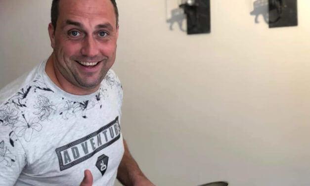 Man met de Hamer – Jorrit Veneklaas Slots