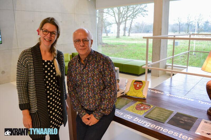Kleintje Cultuur – Frits Colenbrander en Gea Jonker