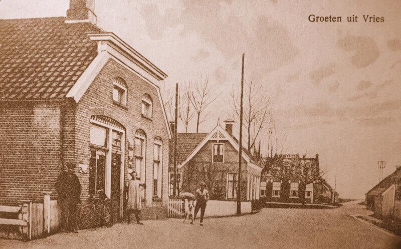 Van Toen naar Nu – Brinkstraat Vries