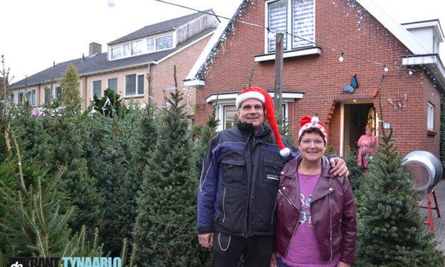 Geert en Alies Ebels verkopen al 35 jaar kerstbomen