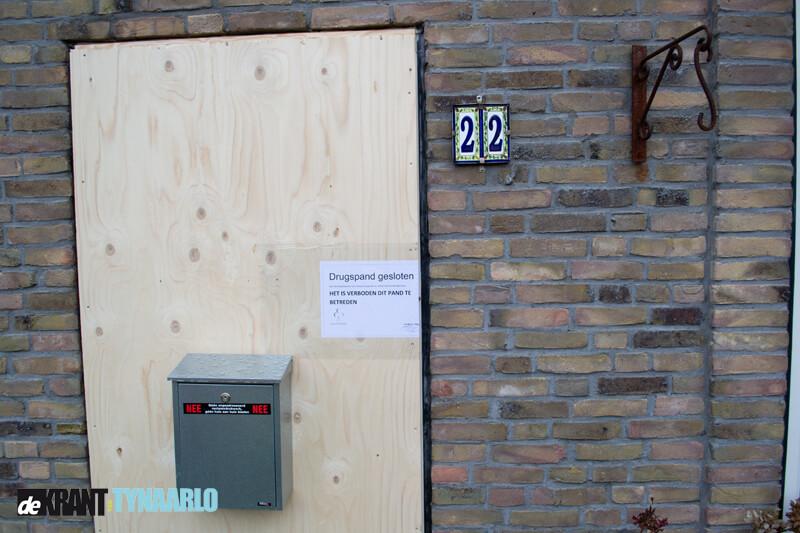 Wildwesttaferelen in Paterswolde, burgemeester sluit drugspand, schutter blijft langer vast