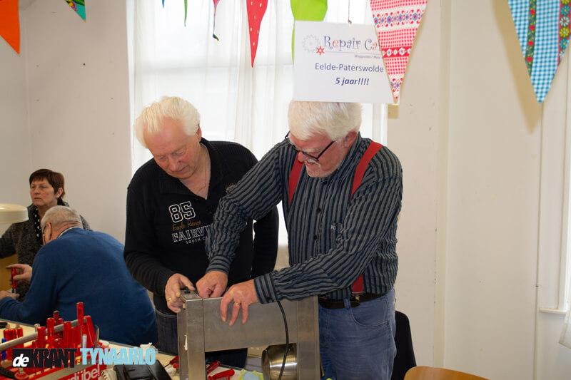 Ongenode Gast – Repair Café Eelde-Paterswolde