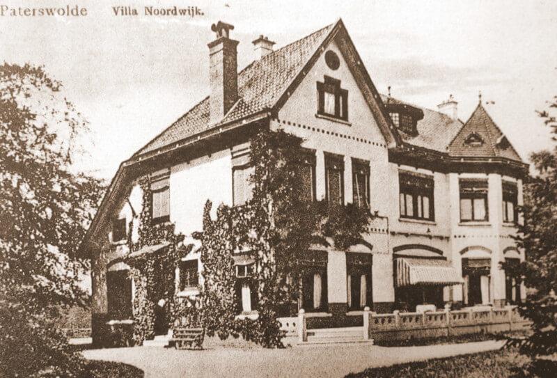 Van Toen naar Nu – Villa Noordwijk Eelde-Paterswolde