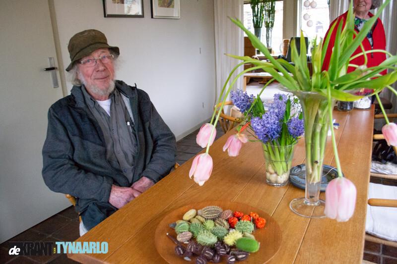 Arend Kok stond aan de wieg van het Bloemencorso Eelde