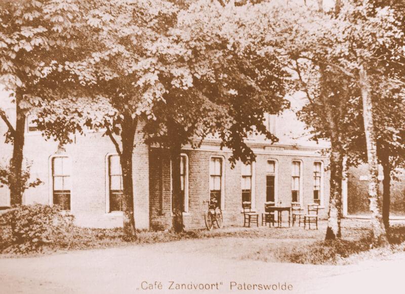 Van toen naar nu – Café Zandvoort Paterswolde