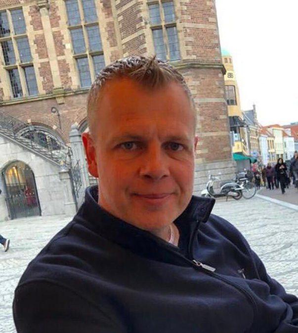 Man met de Hamer – Geert Boelens