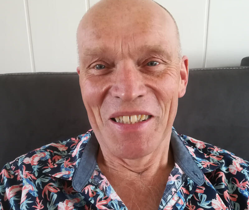 Man met de Hamer – Roelof Leuning