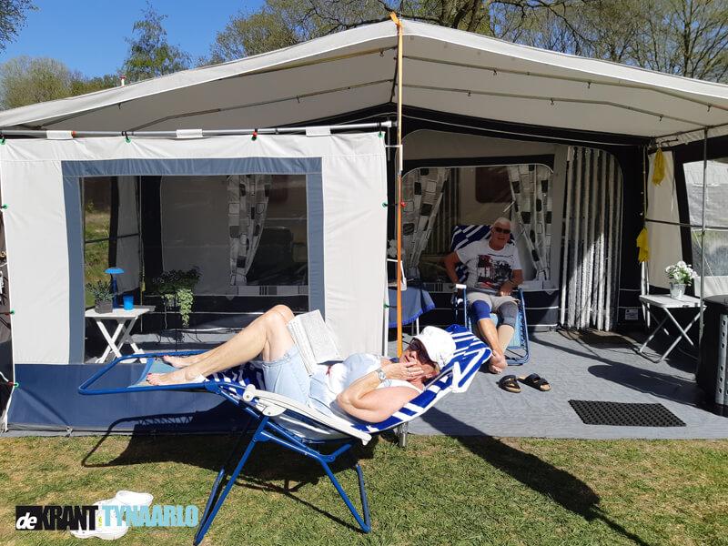 Ongenode Gast – Campingbezoek