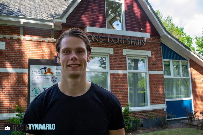 Jongerenwerker Robin Geertsma sluit zich aan bij de woorden van premier Mark Rutte