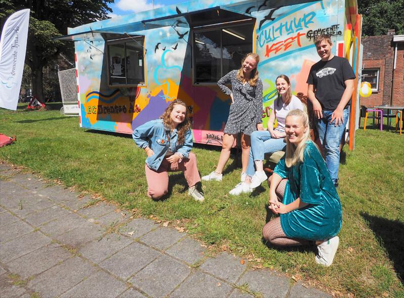 Officiële opening 'Keet in de Zomer' in Paterswolde een feit!