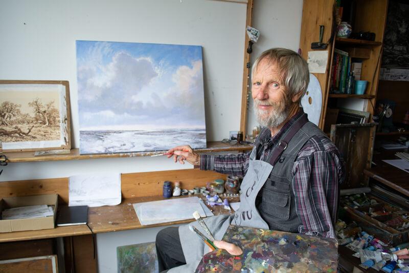 Kleintje Cultuur – Geert de Weerd – Kunstschilder