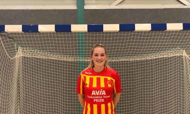 Denise de Vries versterkt damesteam VAKO Handbal
