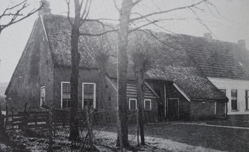 Van Toen naar Nu – Raadhuisplein Vries