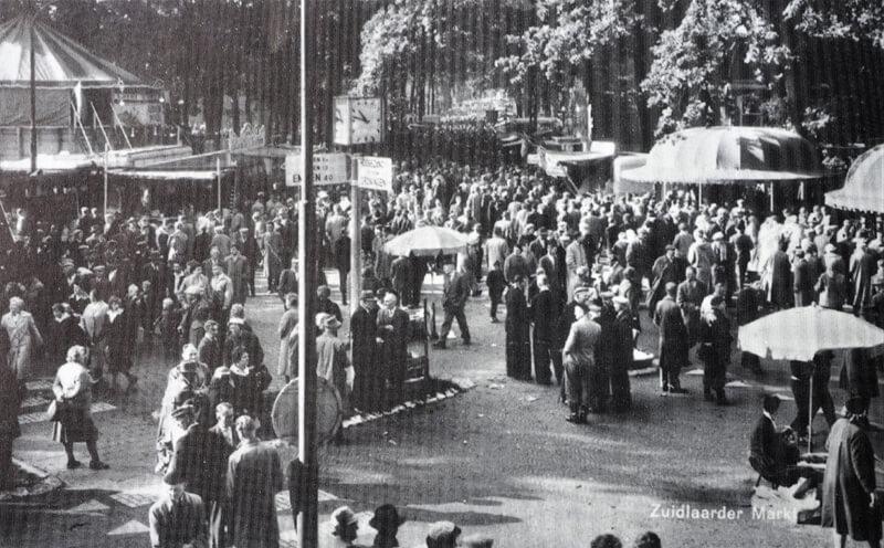 Van toen naar nu – Zuidlaardermarkt