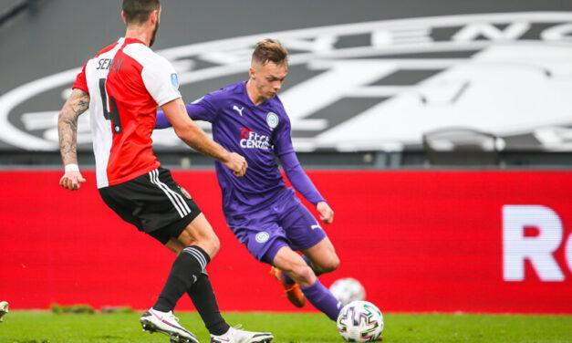 Jonge selectie FC Groningen mist lef en het échte geloof