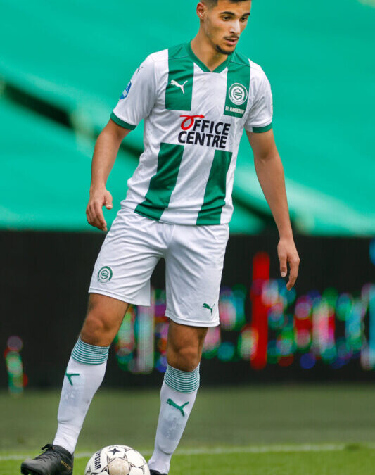 Het seizoen van de waarheid voor El Hankouri bij FC Groningen