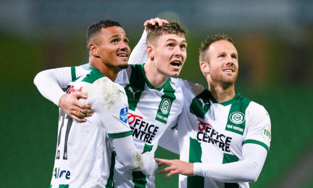 FC Groningen kent beste seizoensstart in tien jaar tijd
