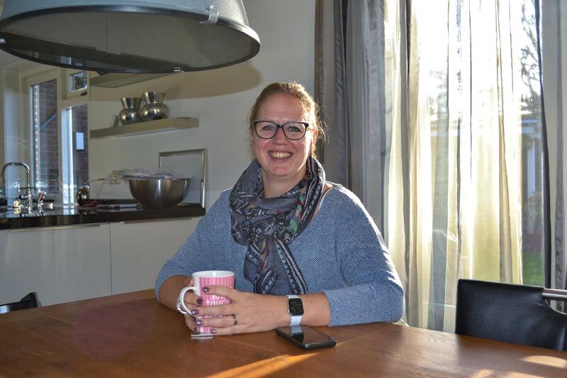 Nieuwe werkwijze van Magriet Hazelaar in de palliatieve zorg.
