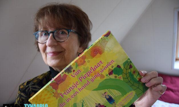 De wondere wereld van auteur Leny Hamminga