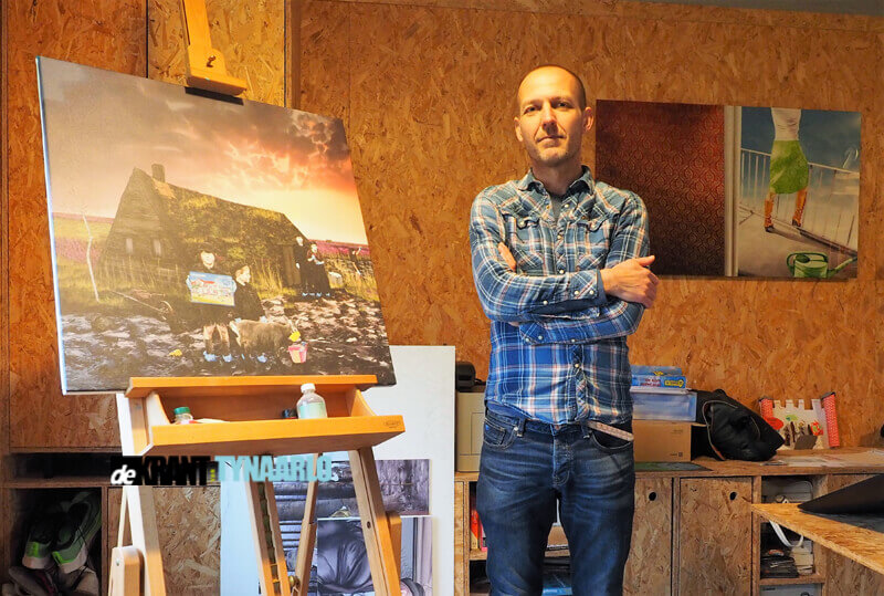 Potjes zelfvertrouwen zijn niet te koop – Heerko Tieleman