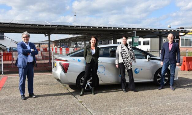 Groningen Airport Eelde eerste Hydrogen Valley Airport in Europa