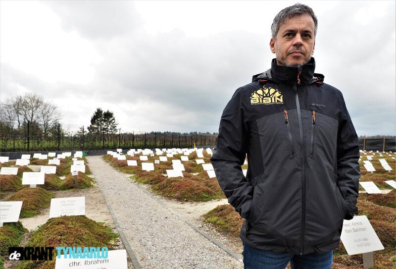 Islamitische Begraafplaats Zuidlaren raakt te snel vol