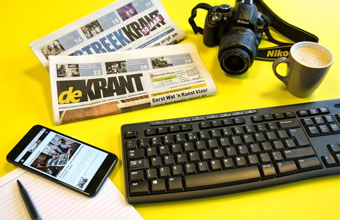 VACATURE Journalist (m/v) Fulltime