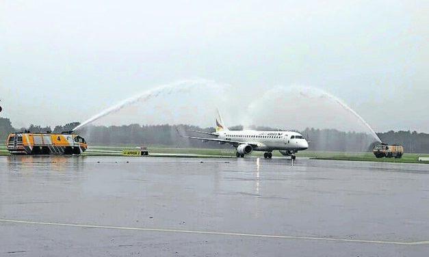 Alléén met een goed verhaal is Green Airlines weer welkom