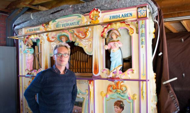 Zuidlaarder orgelman niet op Zuidlaardermarkt